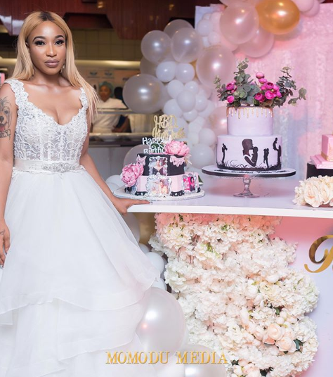 Check out lovely Photos From Tonto Dikeh's Radiant 33rd Birthday Party