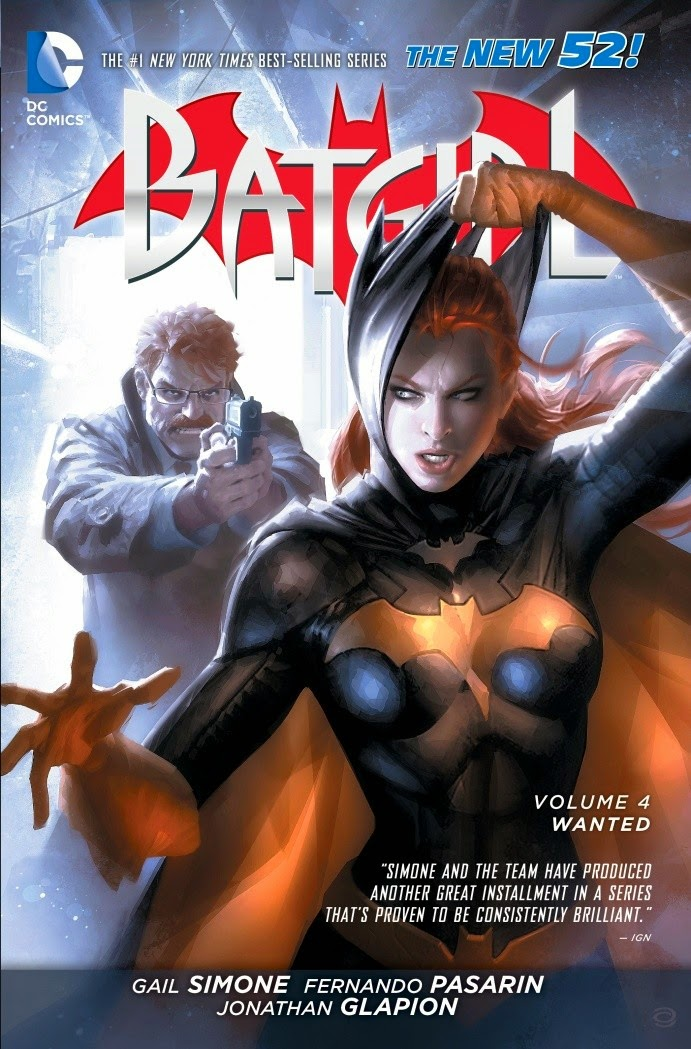 ARC Review - Batgirl Vol. 4: Wanted