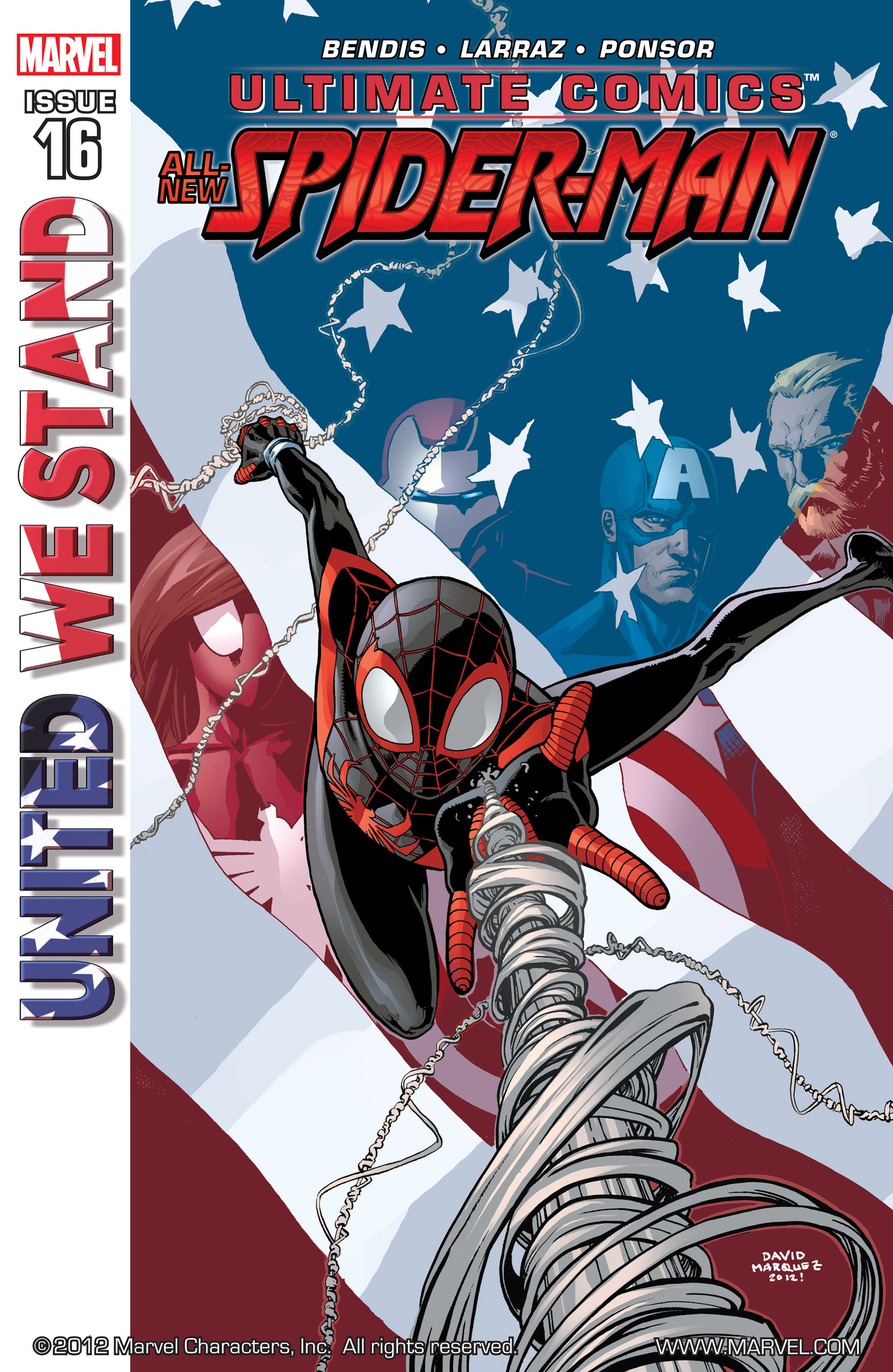 Read online Ultimate Comics Spider-Man (2011) comic -  Issue #16 - 1