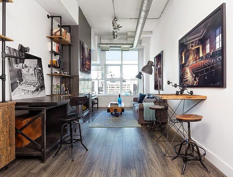 Loft para un fotógrafo / Rad Design