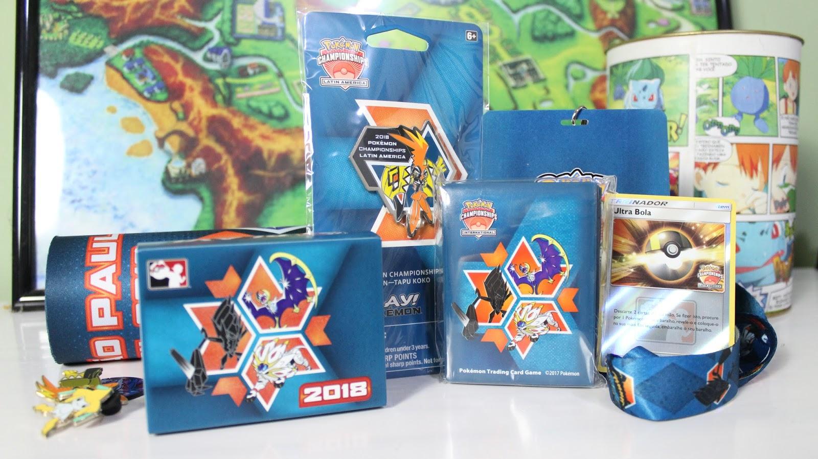 Pokemon vgc 2018 prizes
