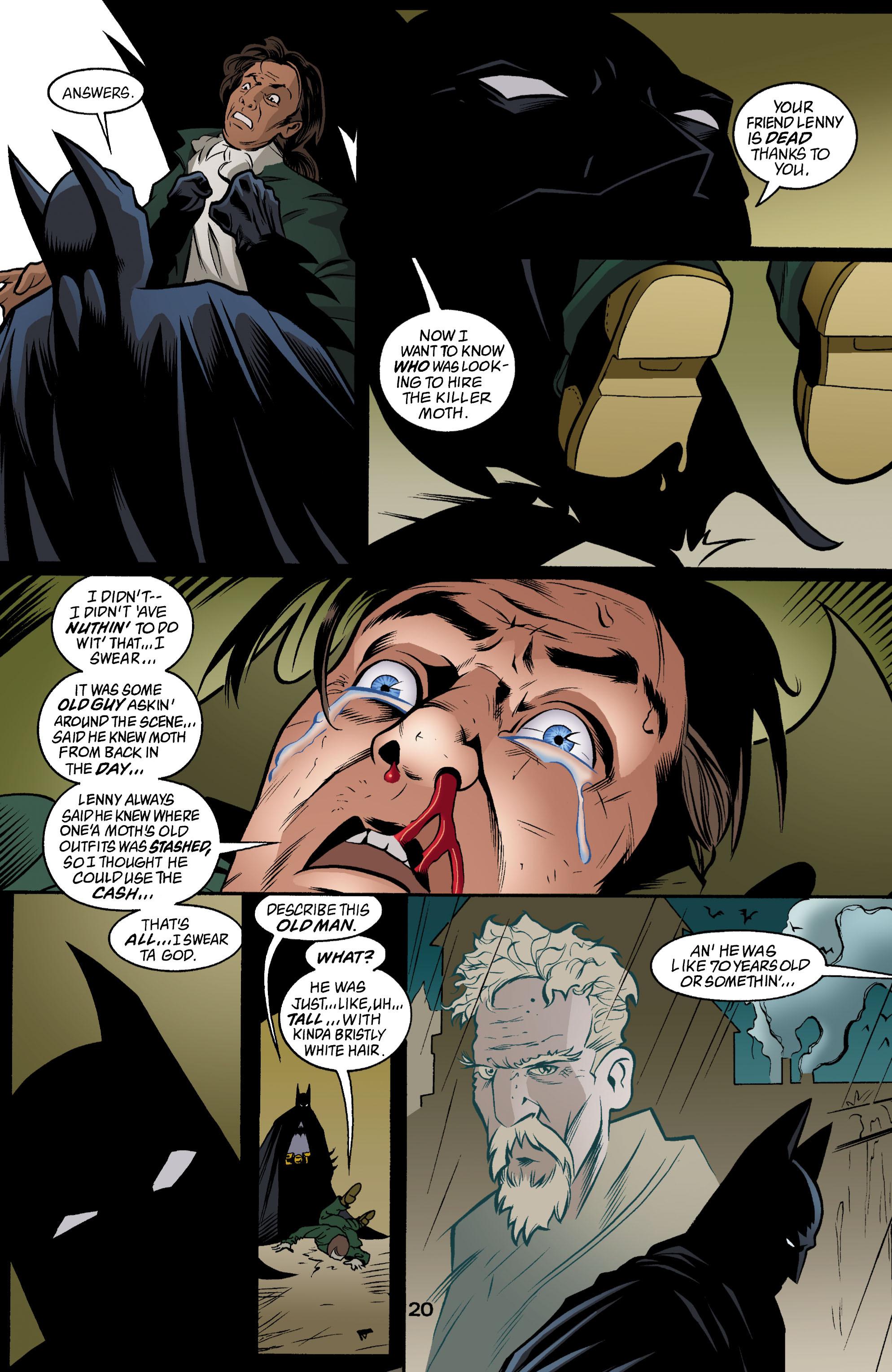 Detective Comics (1937) 777 Page 20