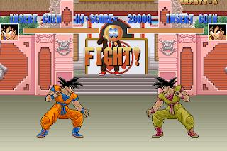Game Dingdong Dragon Ball