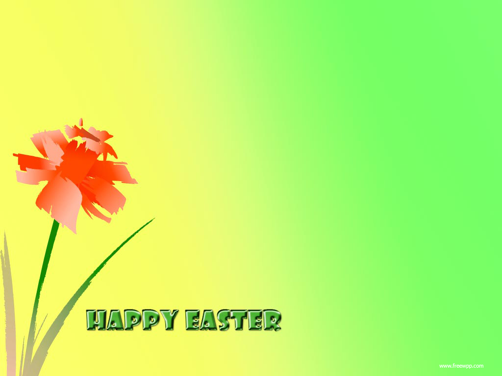 Powerpoint Templates Free Download Easter Image