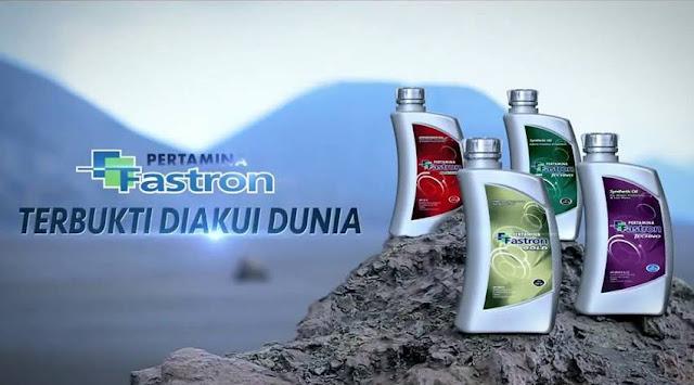 Pertamina Fastron Original Brands 2017
