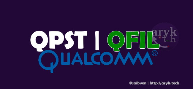 QPST Qualcomm eMMC Download Tool Page