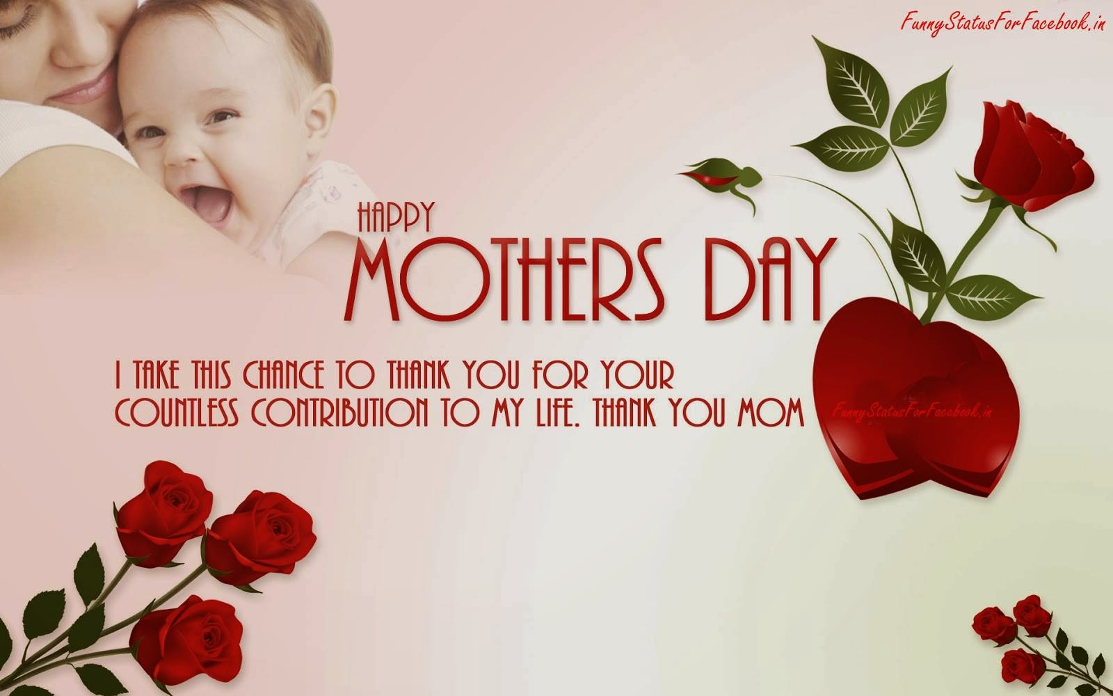 Happy Mothers Day Quotes Greeting Cards Wallpapers With