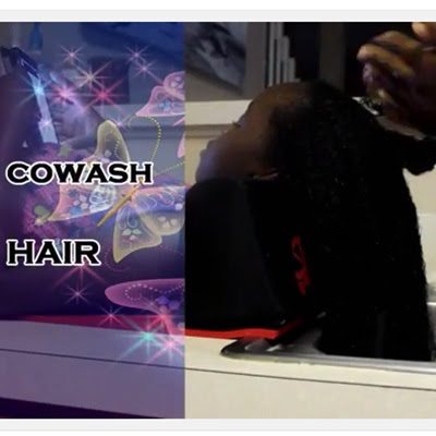 How to Cowash Natural Hair for Kids