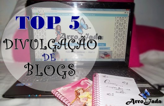 Divulgação de Blogs Arrojada Mix