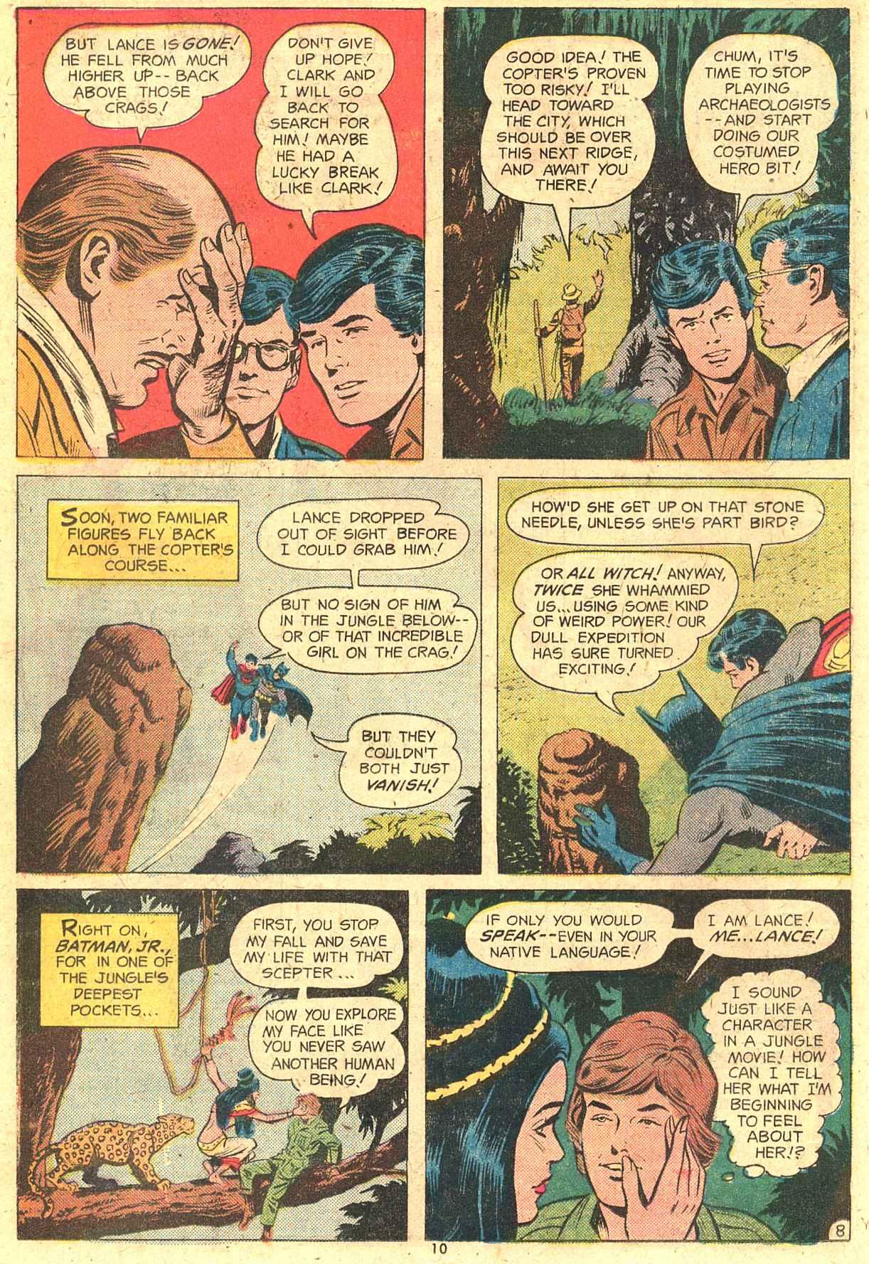 Read online World's Finest Comics comic -  Issue #230 - 10