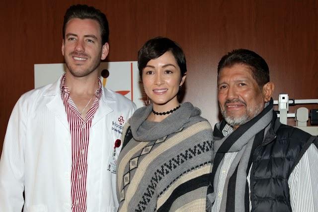 Juan Diego Covarrubias se integra a  Mi marido tiene más familia