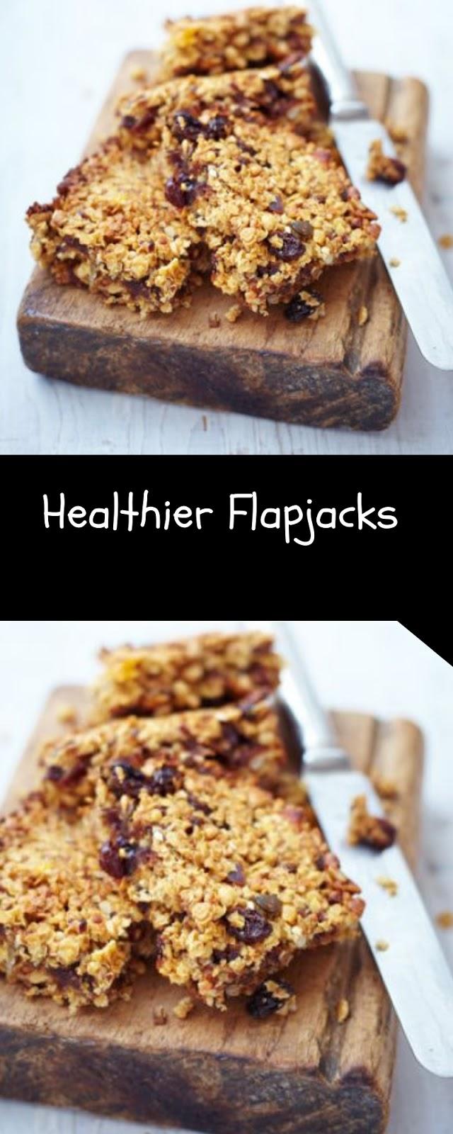 47 Recipe Tasty Fruity Flapjacks: Home Delicious Recipe