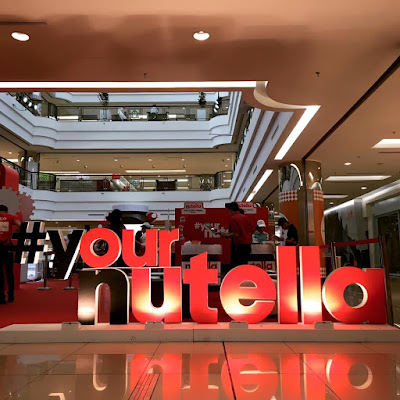 Nutella - Your Own Personalised Nutella Jar In Malaysia