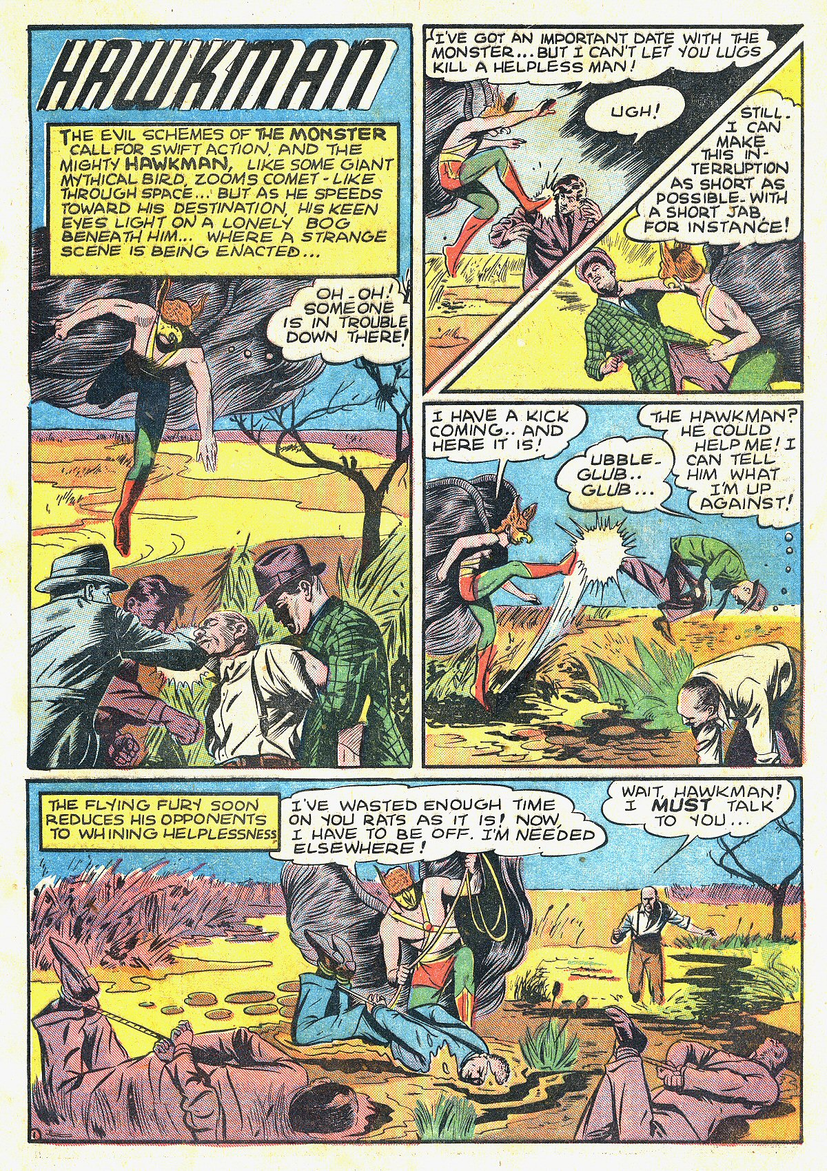 Read online All-Star Comics comic -  Issue #20 - 8