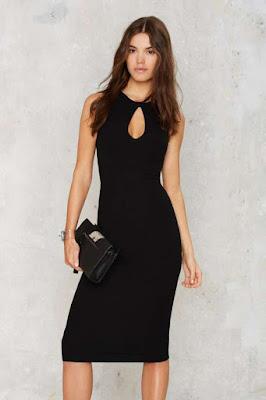 diseños de Vestidos Negros