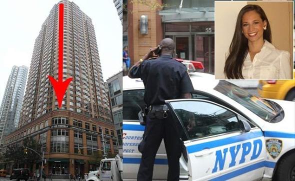 ニュースと出来事 add7: 優秀なIBM勤務の女性28歳、高層ビルか...  優秀なIBM勤務