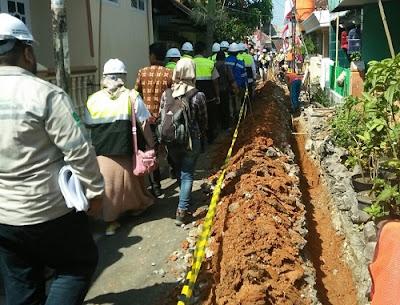 Pemerintah Tugaskan PGN Bangun Jaringan Gas Bumi (Jargas) di Lampung