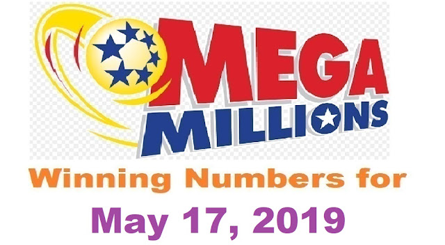 Mega Millions Winning Numbers for Friday, May 17, 2019