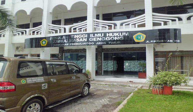PENERIMAAN MAHASISWA BARU (STIH ZAINUL HASAN) 2018-2019 SEKOLAH TINGGI ILMU HUKUM ZAINUL HASAN