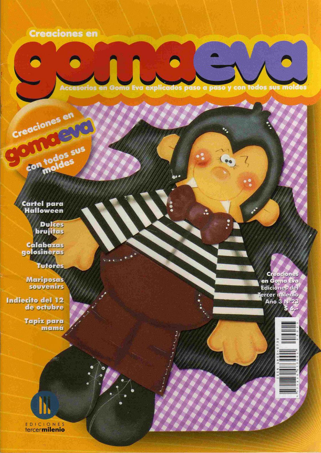 Goma Eva Nro. 23