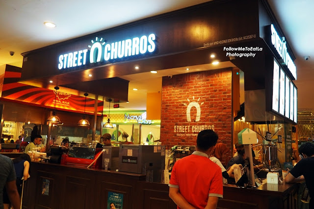 The World's Largest Churros Cafe Chain At Empire Shopping Gallery