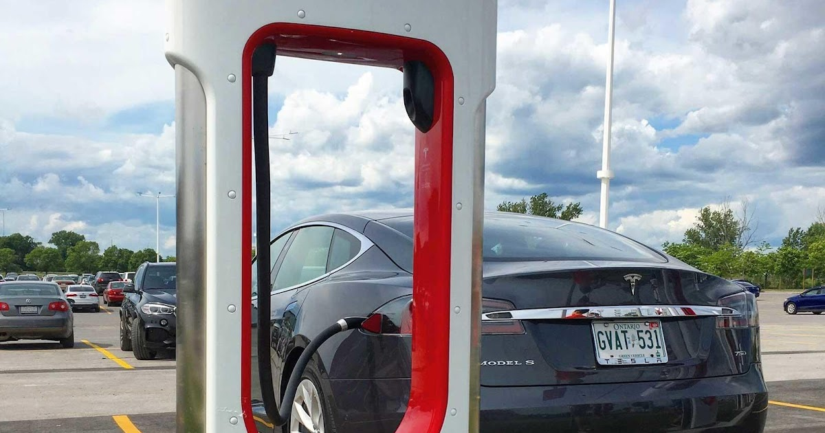 Tesla Opens its 10,000th Supercharger Station