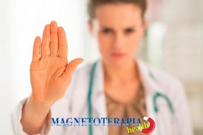 contraindicaciones de las terapias con imanes