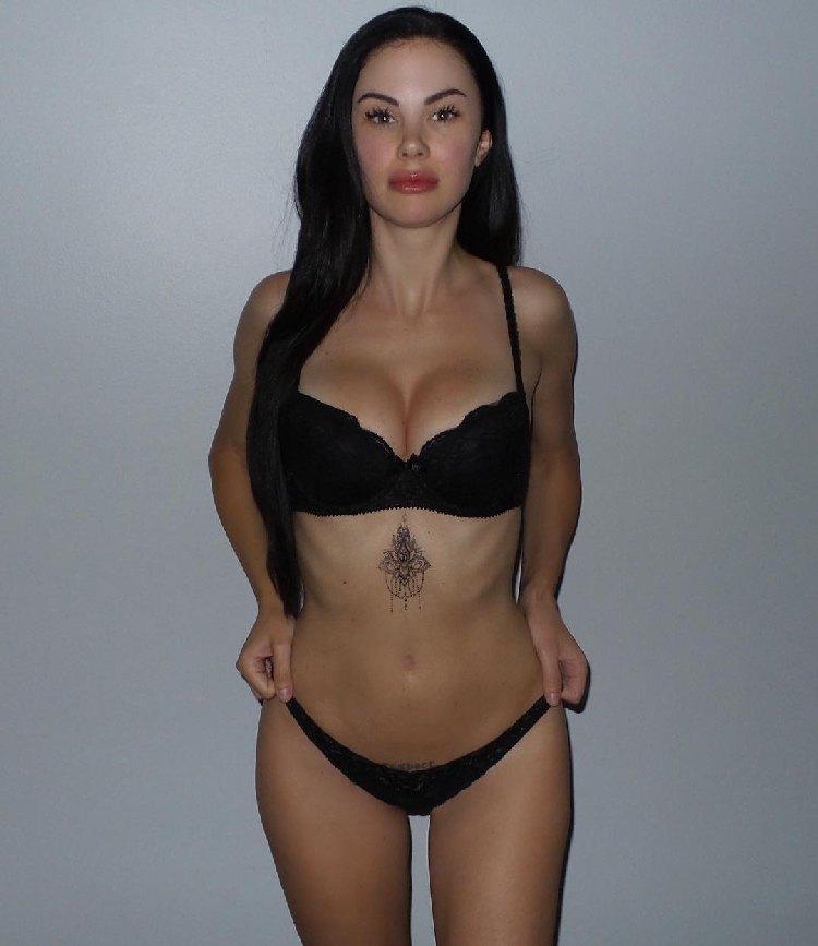 Jayde Nicole, Canadian Fitness Queen - Insta Fitness Models