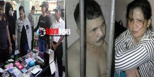 Kapolres Bantaeng,Tangkap Istri Oknum Polisi Pengedar Narkoba