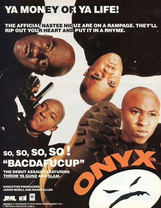 Onyx Hip Hop Group 25