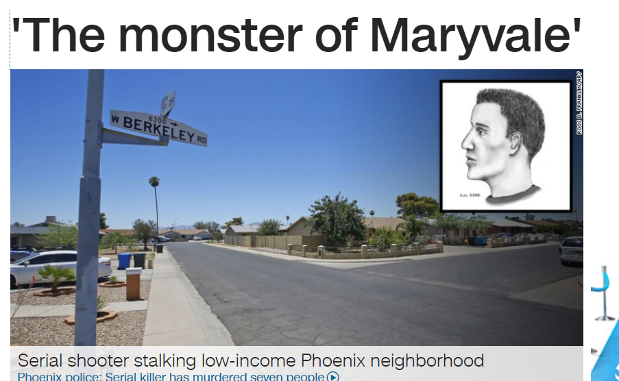 The Mindless Freaks: The Monster of Maryvale   St  Joseph