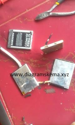 Baterai HP yang masih normal tidak menggembung