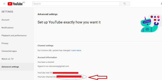 Cara Memasang Widget Atau Button Subscribe Youtube Di Blog