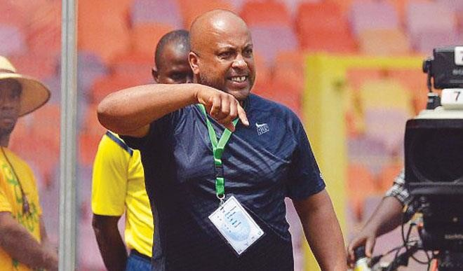 Aigbogun U-23 coach