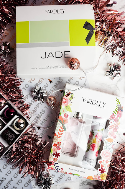 Yardley London fragrance gift