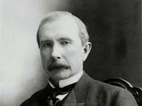 約翰.洛克菲勒 John Rockefeller (1839-1937)