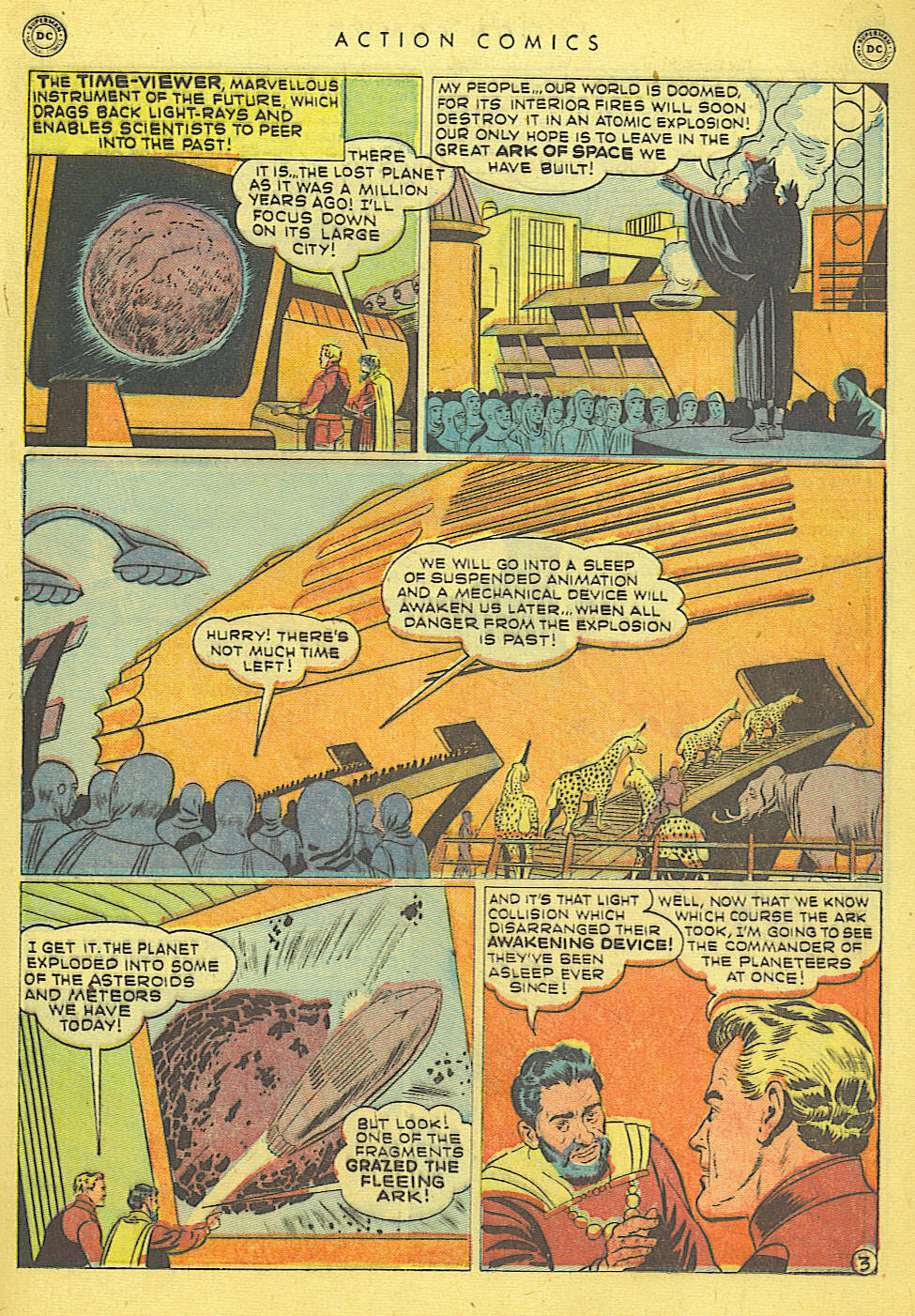 Read online Action Comics (1938) comic -  Issue #152 - 19