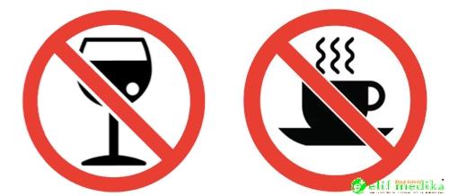 Hindari Kopi dan Soda