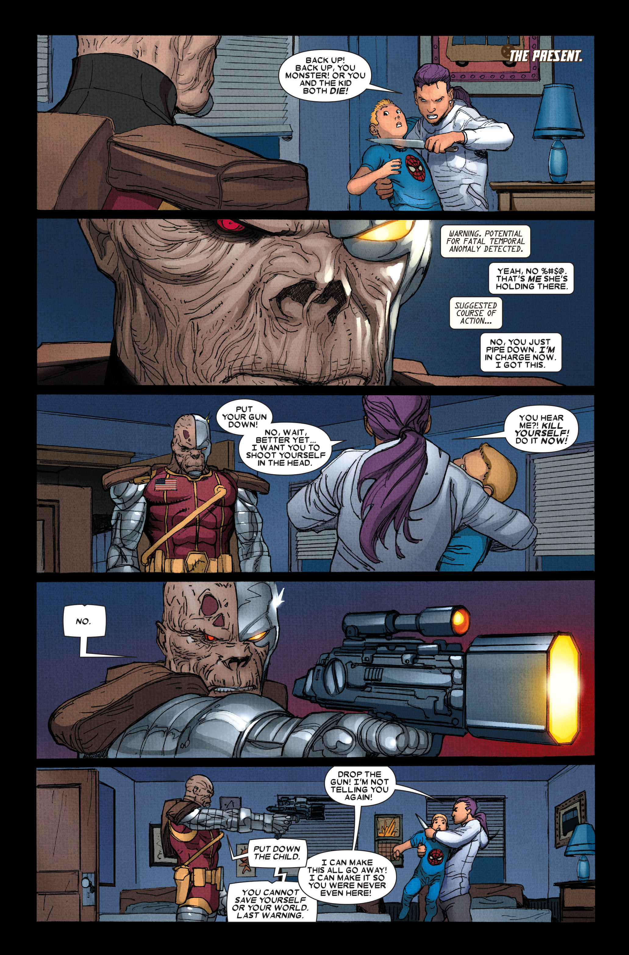 Read online Wolverine: Weapon X comic -  Issue #15 - 6