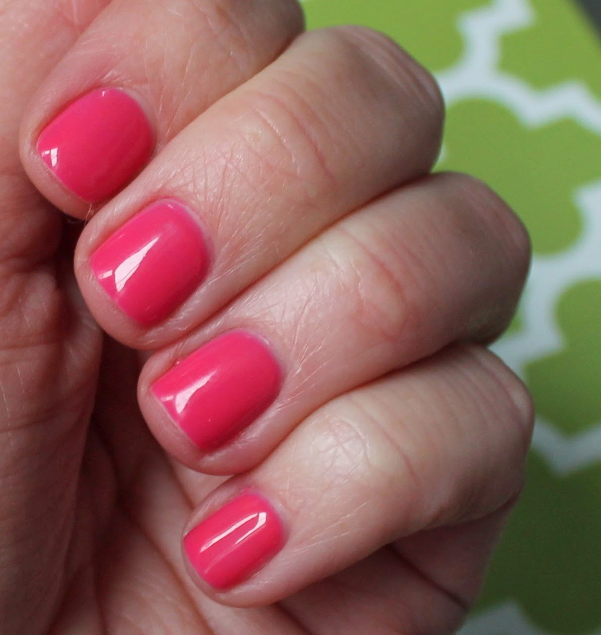 Opi Gelcolor Strawberry Margarita Modern Musings