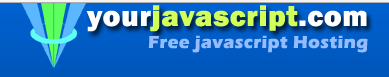 Cara Menyimpan Kode JavaScript di YourJavascript