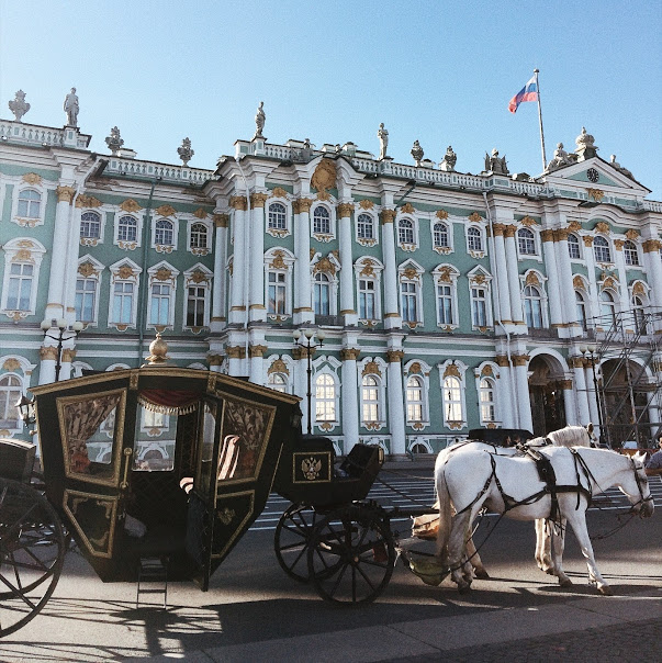 Hermitage | Travel Diary