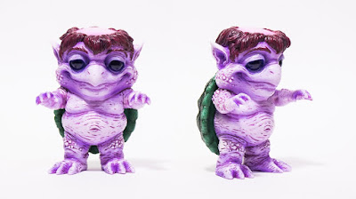 Purple Frekkle Vinyl Figure by Scott Tolleson x Unbox Industries