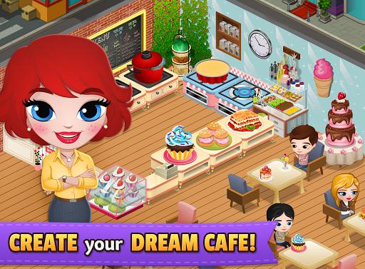 Cafeland – World Kitchen Mod Apk Money Free Download