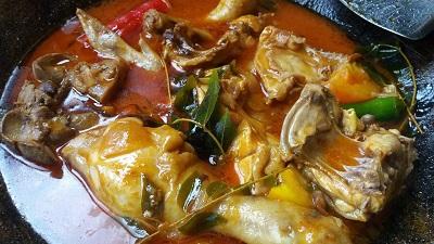 Resepi Ayam Kari Ungkep Berempah!!