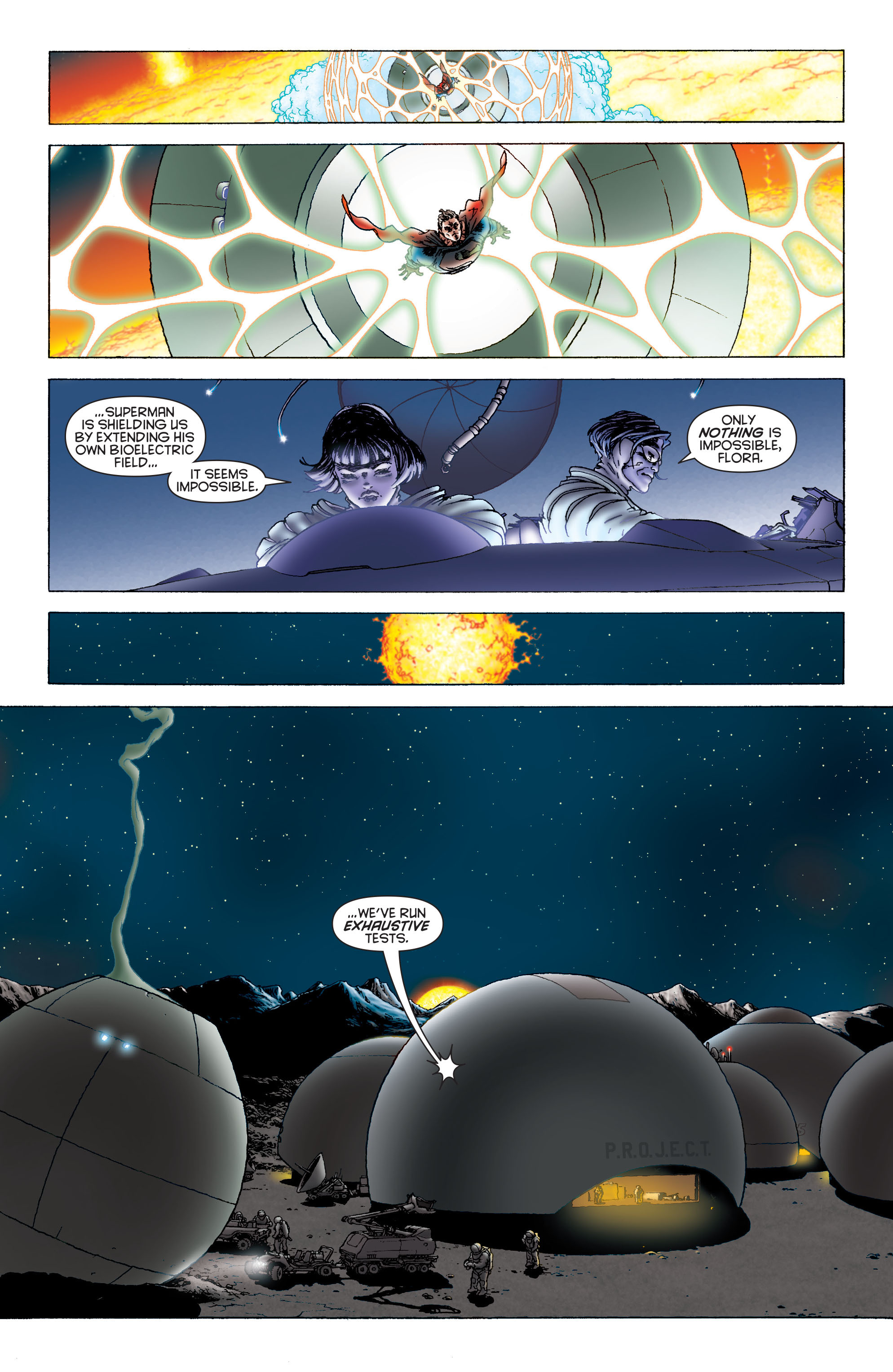 Read online All Star Superman comic -  Issue #1 - 13