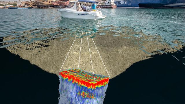 Εντοπίστηκαν υποβρύχιοι θησαυροί από τη ναυμαχία Σαλαμίνας