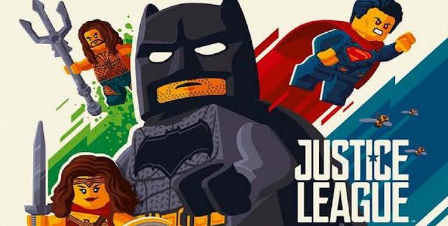 Saksikan Trailer Terbaru Justice League Versi Lego Berikut Ini!