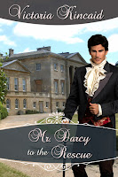 Book Cover: Mr Darcy to the Rescue by Victoria Kincaid