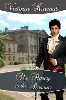 Book Cover: Mr Darcy to the Rescue by Victoria Kincaid - Audio